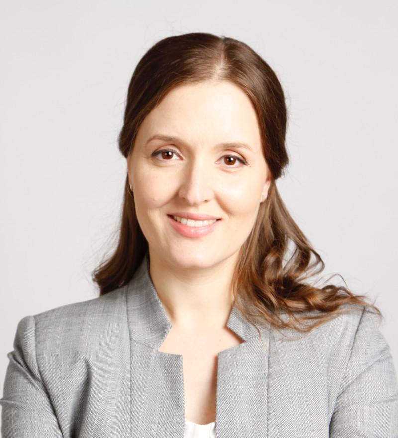 Dr Annie Kroushev